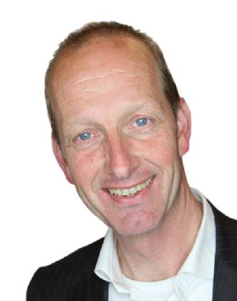 Ing. Gert-Jan van der Vegt MBA