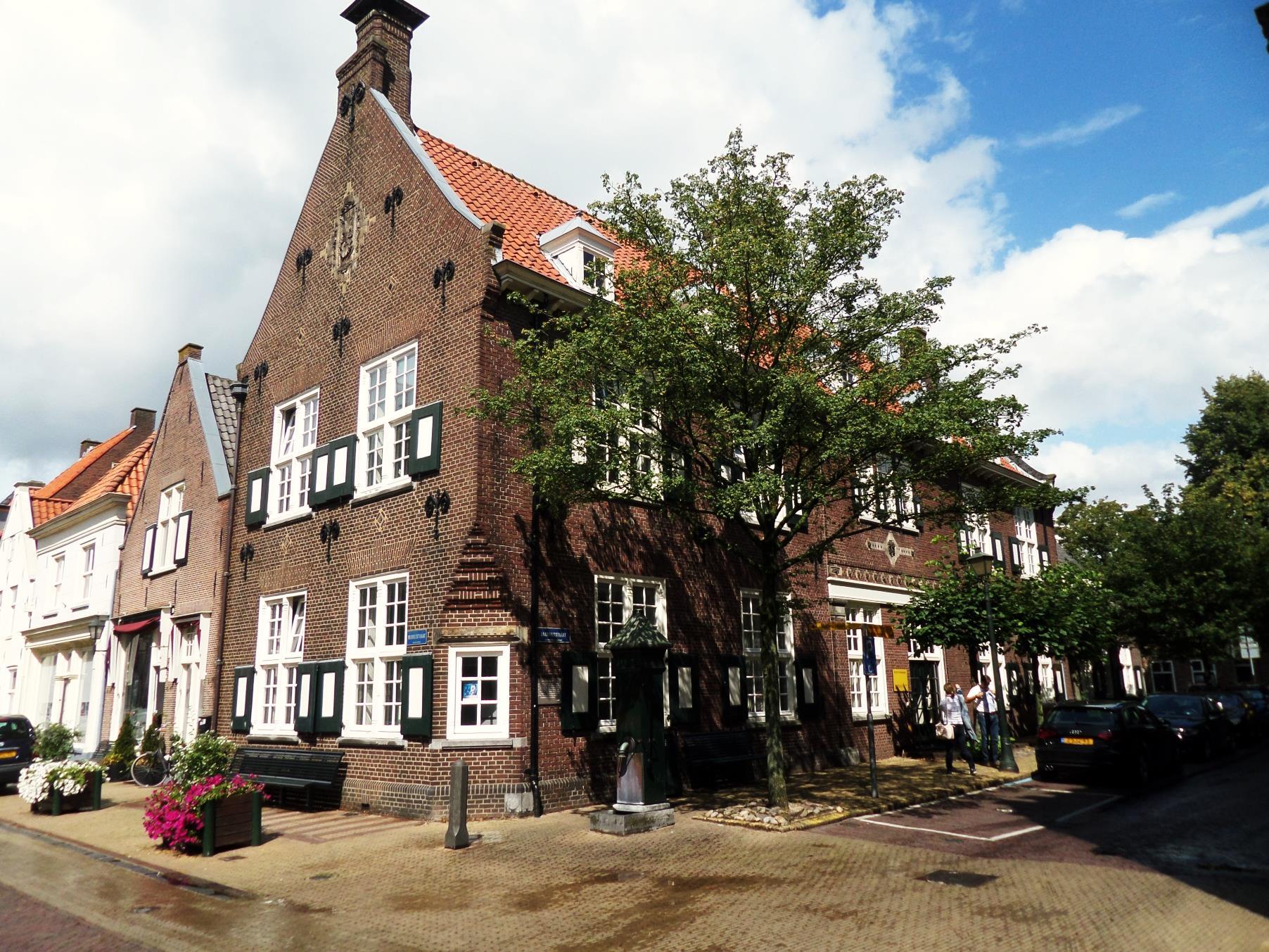 bedrijfsplan hotel Vesting Hotel Naarden   Collin Crowdfund
