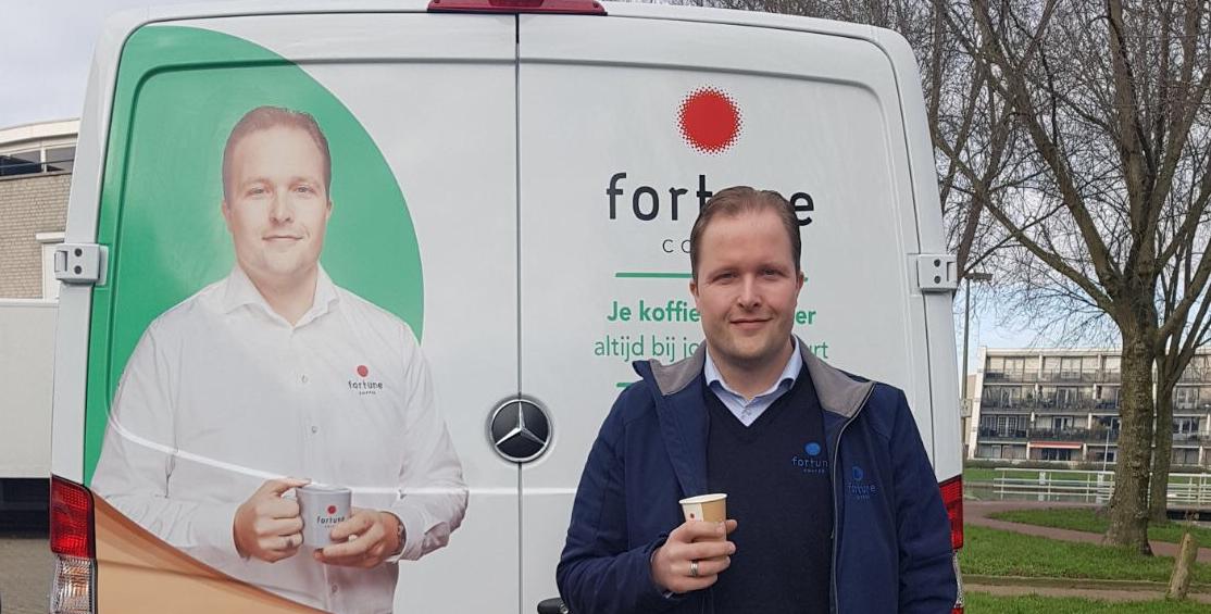 Fortune Coffee nu ook in de regio Zaanstreek-Waterland