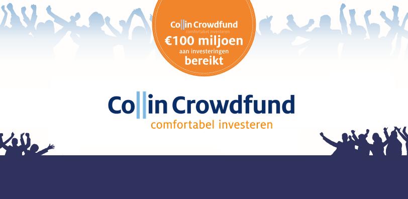 Collin Crowdfund op weg naar de 150 miljoen