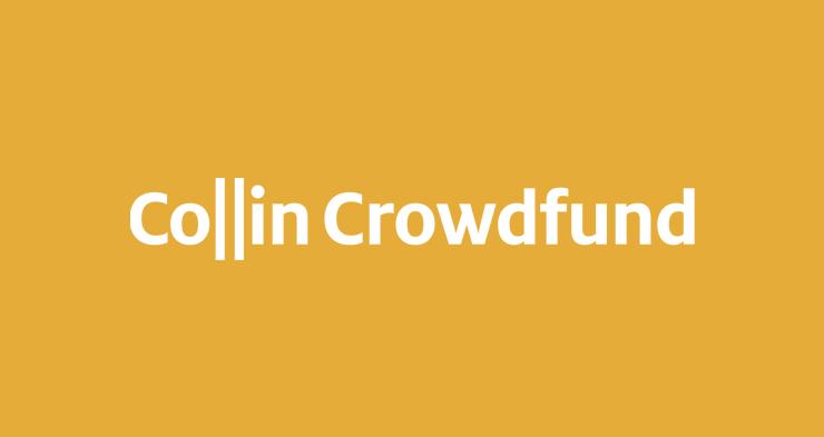 500e lening gerealiseerd via Collin Crowdfund