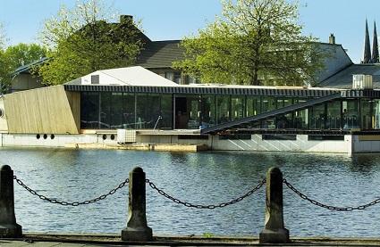 Tilburgse ark na de zomer weer in gebruik: restaurant Boot 013 opent in de Piushaven