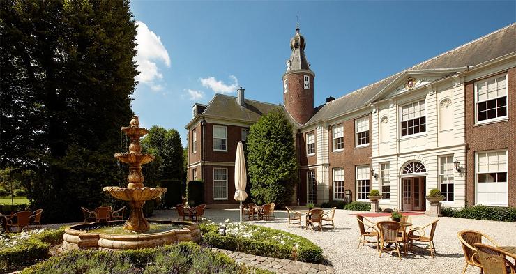 Hotel & Chateau Marquette
