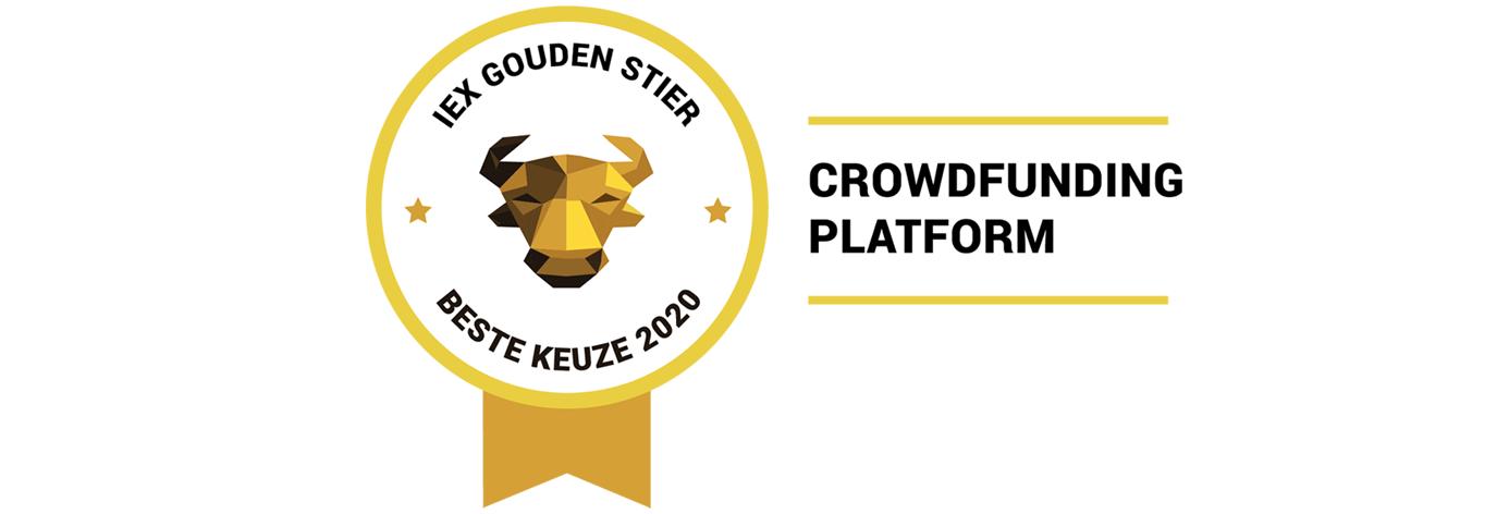 Beste keuze crowdfundingplatform