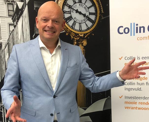 Commercieel directeur Jan-Willem Onink neemt afscheid van Collin Crowdfund