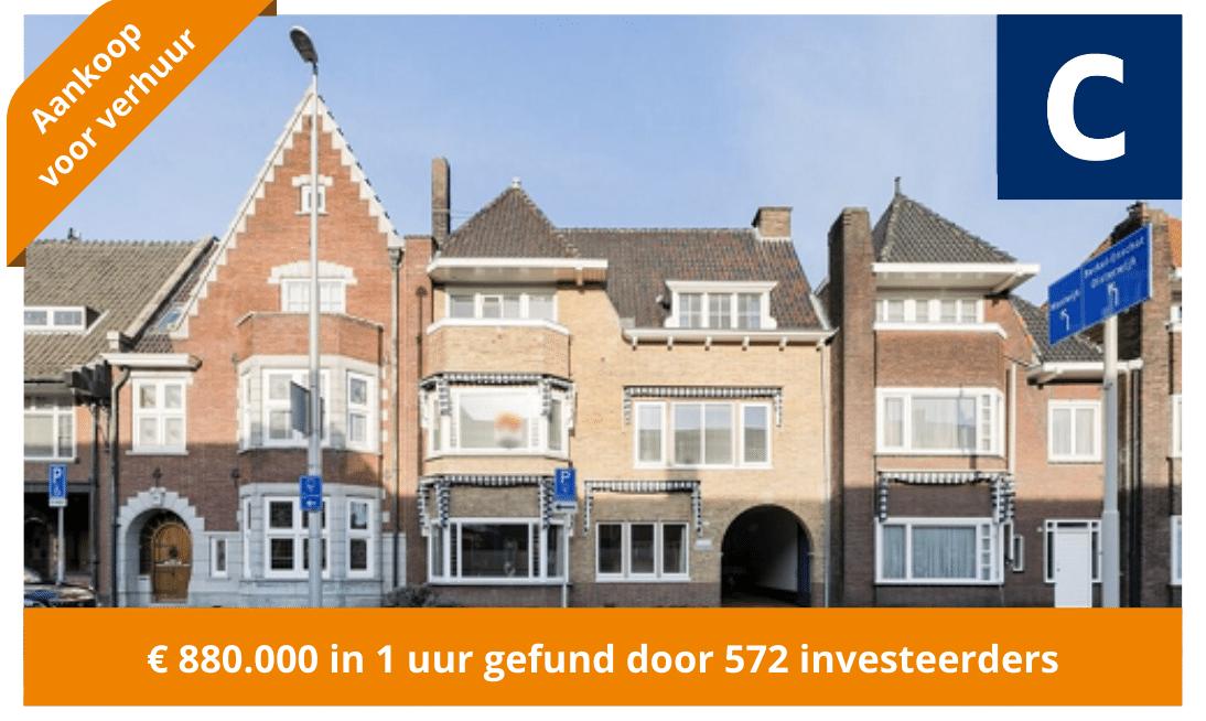 vastgoedfinanciering case 1